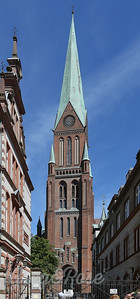 The Tower of Schwerin Cathedral