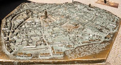 The City of Wismar in Bronze