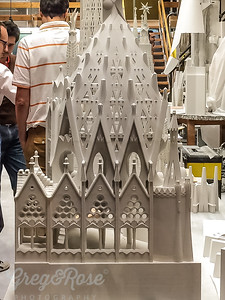 The latest Model of Sagrada Familia