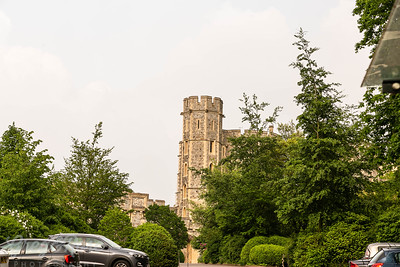 One of the Towers of Windsor Castle