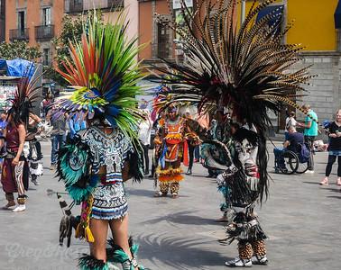 Aztec Colour