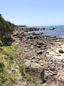 Hawley Beach, Tasmania