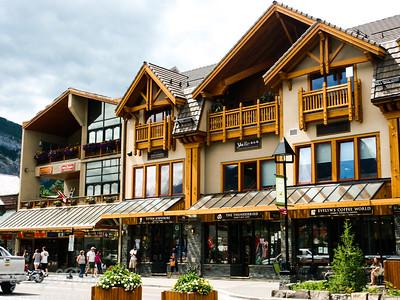 Banf, Alberta Canada