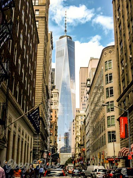Freedom Tower Manhattan