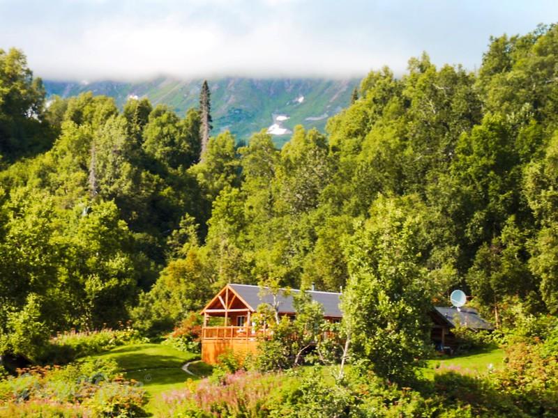 Chalet at Tutka Bay Lodge, Alaska