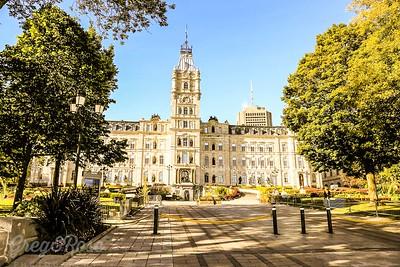 Quebec's Municipal Hart