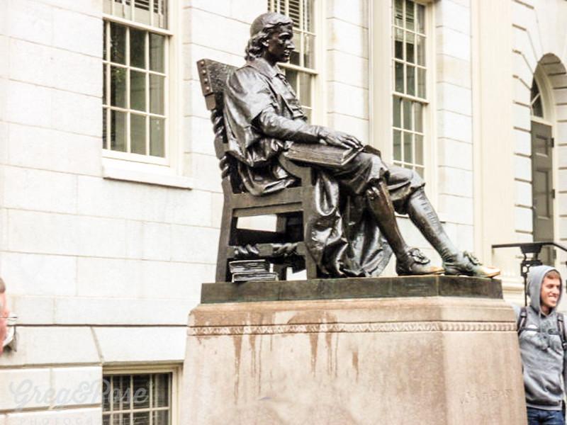 Founder of Harvard