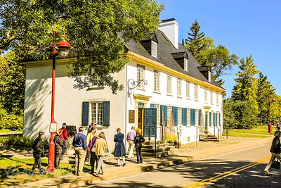 Museum Isle d' Orleans Quebec