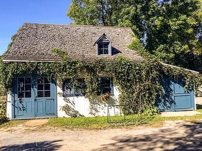 Old Cottage on Isle d' Orleans, Quebec