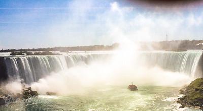 Into the Mist at Niagara Falls