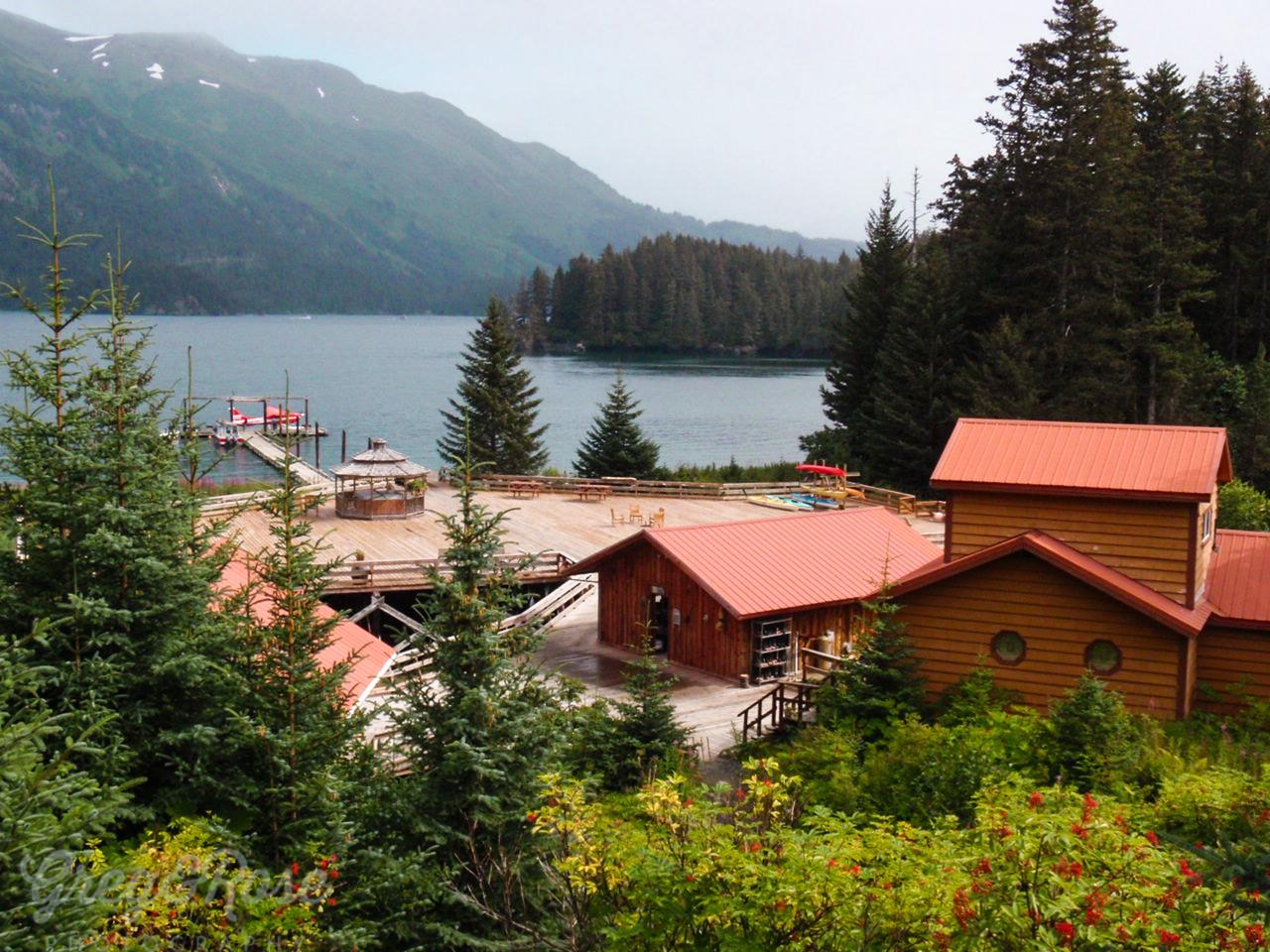 Tutka Lodge Alaska