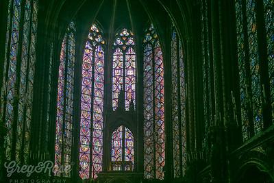 Nave area of La Chapelle