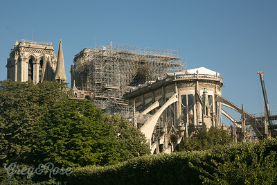 Flying Buttresses and no roof