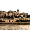 Palace of the Austrian Hungarian Empire, Budapest.