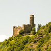 This Ruin is perched above the Rhine