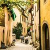 Street Scene Rothenburg