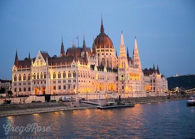 Municipal Palace Budapest