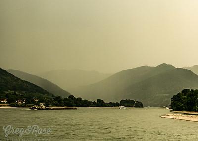 Storm on The Rhine