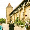 Wall of Rothenburg