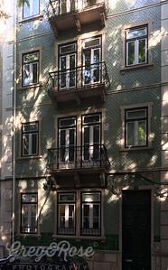Tiled Facade