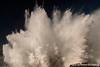 Sea Water Explosion