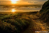 Sunset at Gold Beach