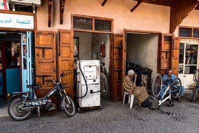2017, Morocco, Marrakech