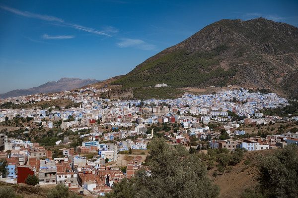 2017, Morocco, Chefchaouen