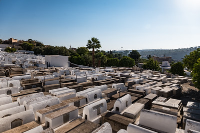 2017, Morocco, Fes, Jewish cemetary