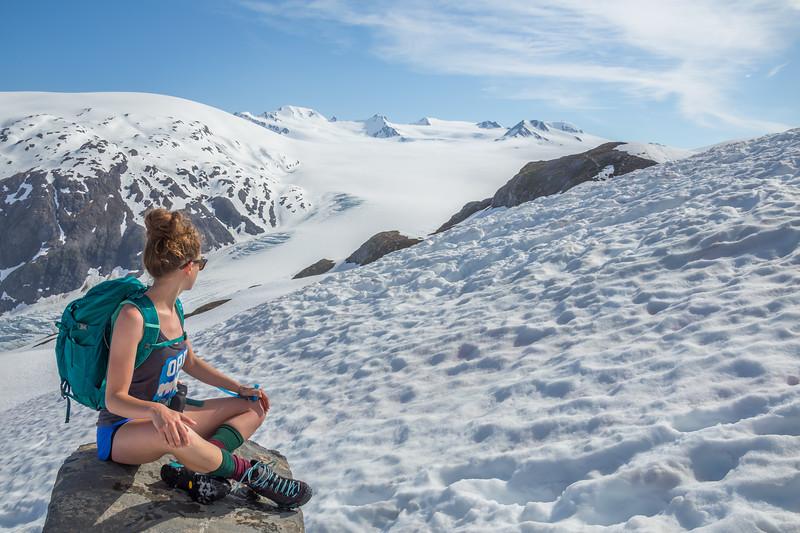 Harding Icefield Trail, Kenai Fjords National Park, Alaska