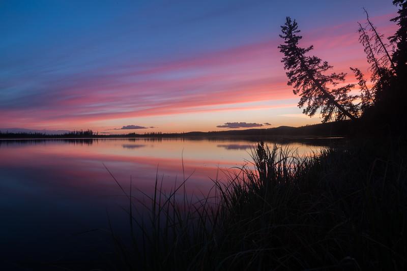 Yarger Lake, Tetlin National Wildlife Refuge, Alaska