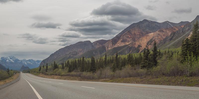 Glenn Highway, Alaska