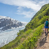 Harding Icefield Trail, Kenai Fjords National Park, Alaska