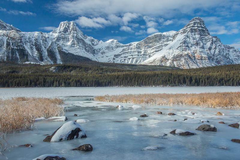 Icefields Parkway, Banff National Park, Alberta