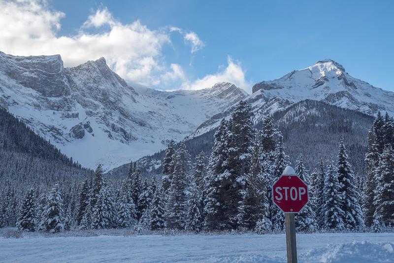Smith-Dorrien-Spray Trail, Alberta