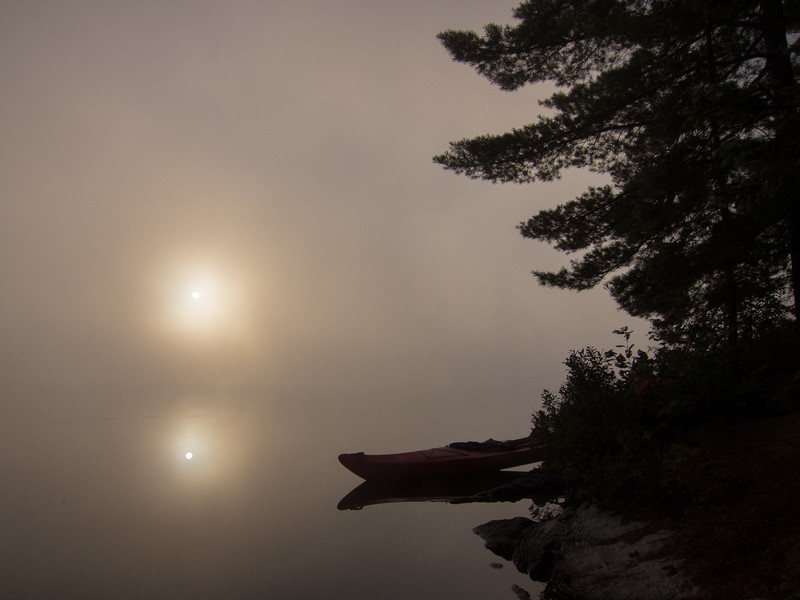 Sproule Lake, Algonquin Provincial Park, Ontario
