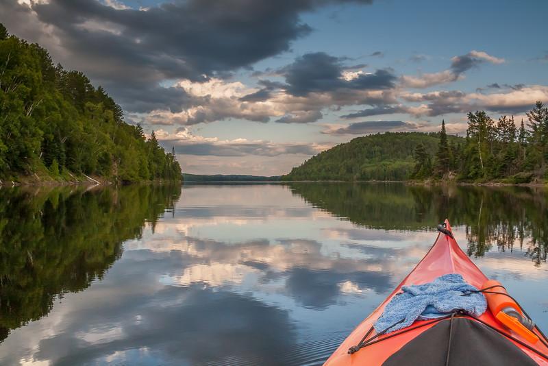 Cauchon Lake, Algonquin Provincial Park, Ontario