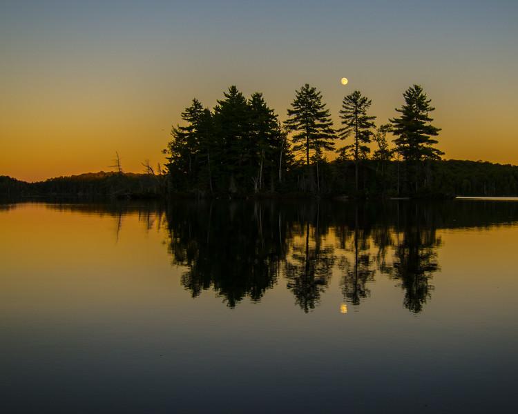 Kingscote Lake, Algonquin Provincial Park, Ontario