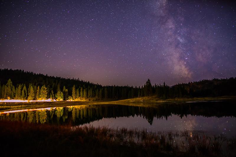 Mahoney Lake, British Columbia