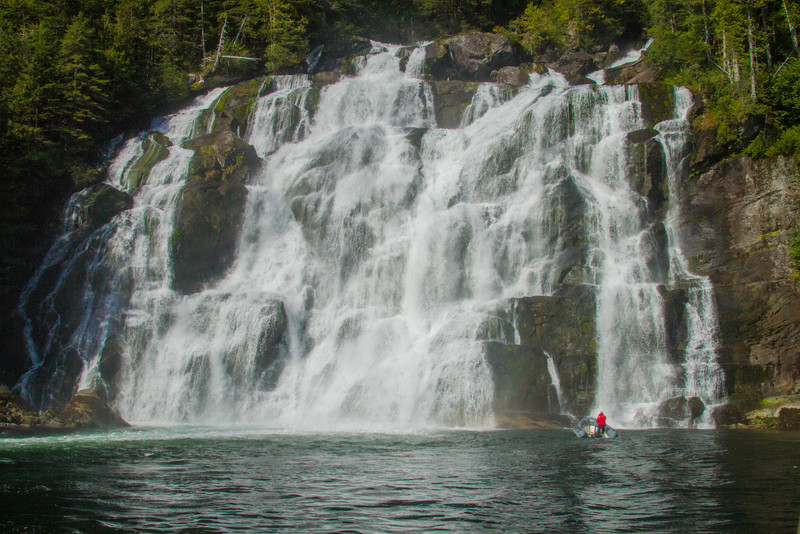 Lizette Falls, British Columbia
