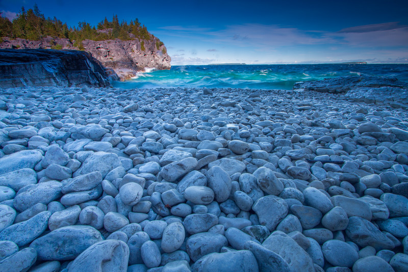 Halfway Rock Point, Bruce Peninsula National Park, Ontario