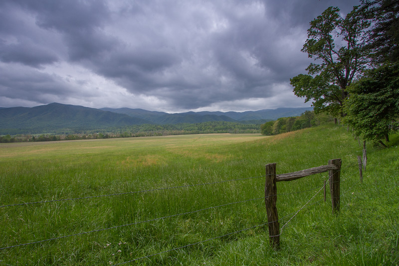 Cades Cove, Great Smoky Mountains National Park, Tennessee