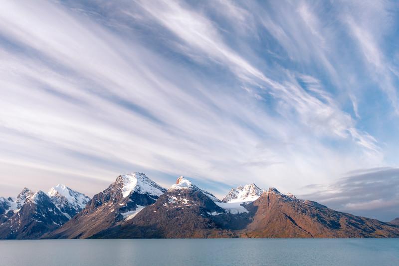 Kangerlussuatsiaq Fjord, Greenland