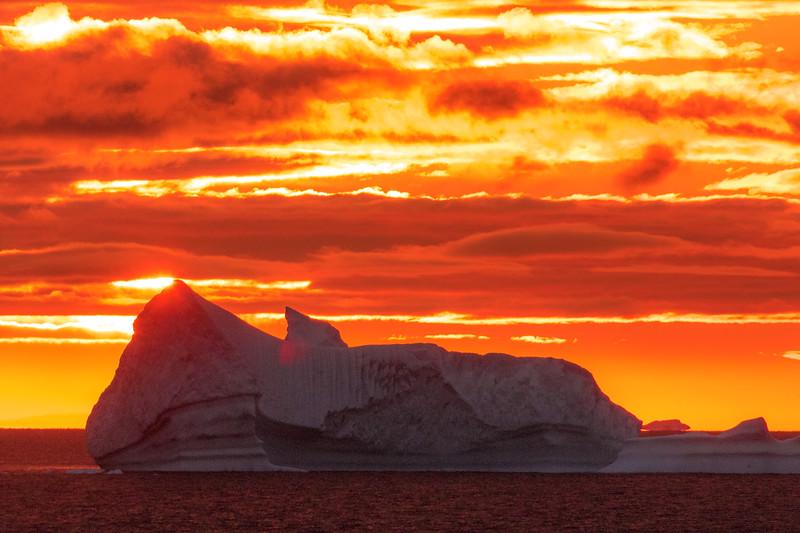 Near Uummannaq, Greenland