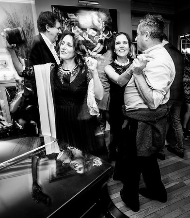 #holidayparty #pianoreflections #rearcurtainflash #dancingintheburbs