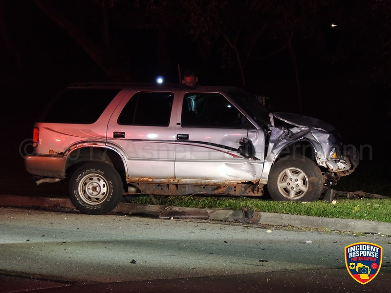 19-year-old Pasha Molitor died in a two-vehicle crash on South 12th Street between Camelot Blvd and Sommer Drive in Sheboygan, Wisconsin on Sunday, June 25, 2017. Photo by Asher Heimermann/Incident Response.