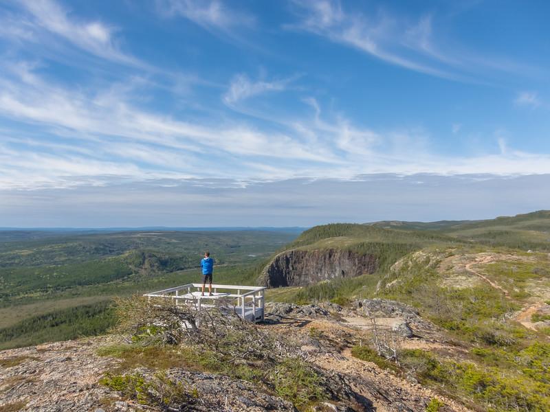 Alexander Murray Trail, King's Point, Newfoundland