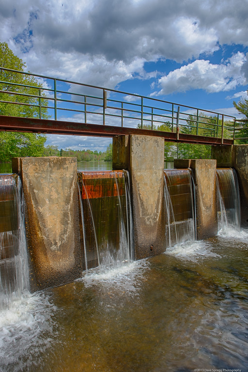 Locke Lake's Namesake in New Hampshire