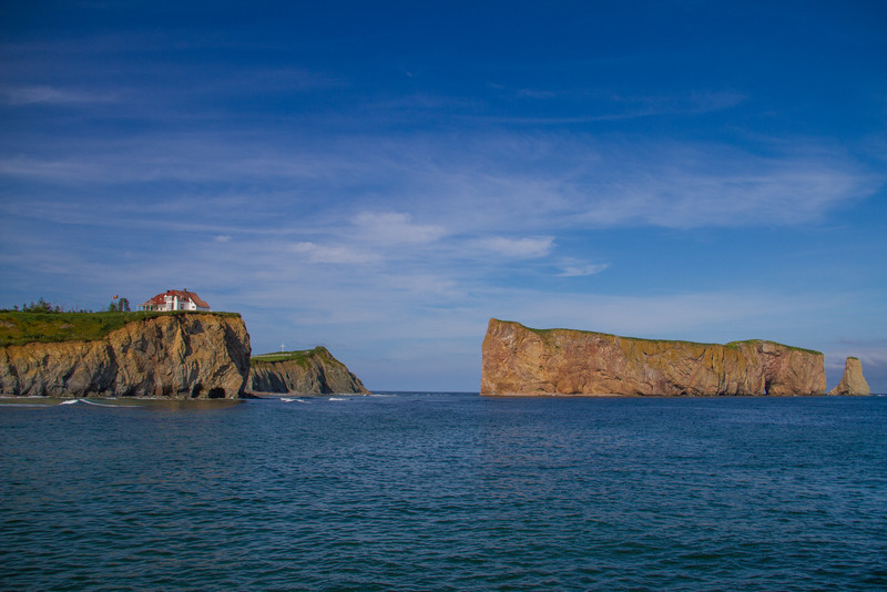 Percé Rock, Quebec