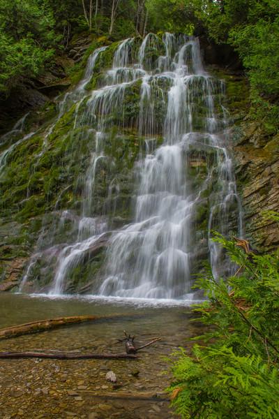 La Chutes trail, Forillon National Park, Quebec